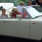 Rolls Royce Trouwauto verhuur